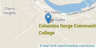 Location of Columbia Gorge Community College
