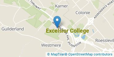 Location of Excelsior College