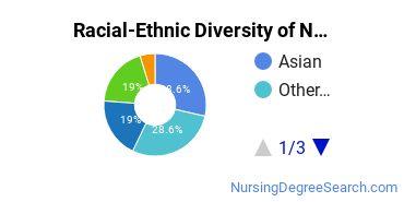 Racial-Ethnic Diversity of Nursing Science Majors at Fresno Pacific University