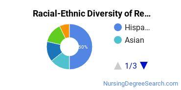 Racial-Ethnic Diversity of Registered Nursing Majors at Fresno Pacific University