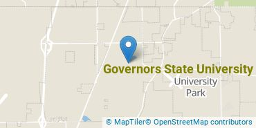 Location of Governors State University