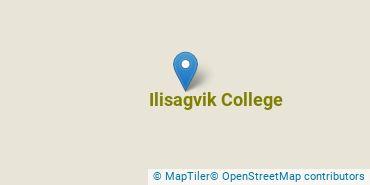 Location of Ilisagvik College