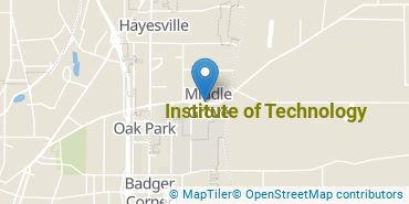 Location of Institute of Technology