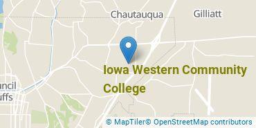 Location of Iowa Western Community College