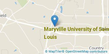 Location of Maryville University of Saint Louis