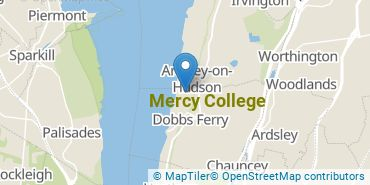 Location of Mercy College
