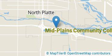 Location of Mid-Plains Community College