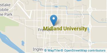 Location of Midland University
