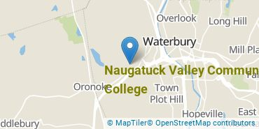 Location of Naugatuck Valley Community College