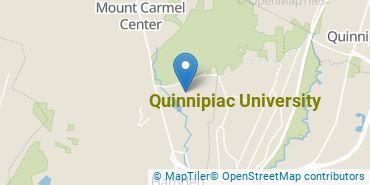 Location of Quinnipiac University
