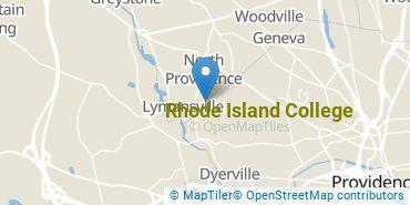Location of Rhode Island College