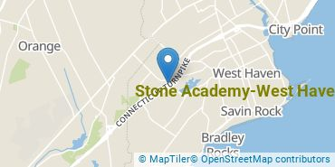 Location of Stone Academy-West Haven