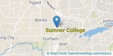 Location of Sumner College