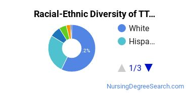 Racial-Ethnic Diversity of Texas Tech University Health Sciences Center Undergraduate Students