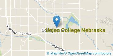 Location of Union College Nebraska