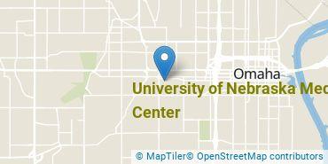 Location of University of Nebraska Medical Center