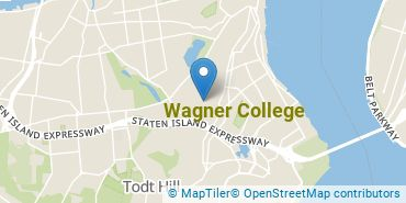 Location of Wagner College