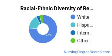 Racial-Ethnic Diversity of Registered Nursing Majors at Western Nebraska Community College