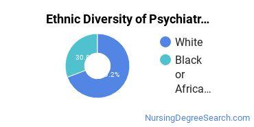 Mental Health Nursing Majors in MN Ethnic Diversity Statistics
