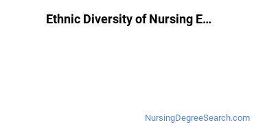 Nursing Education Majors in NJ Ethnic Diversity Statistics