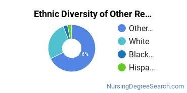 Nursing Research & Other Majors in KS Ethnic Diversity Statistics