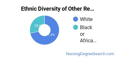 Nursing Research & Other Majors in WI Ethnic Diversity Statistics